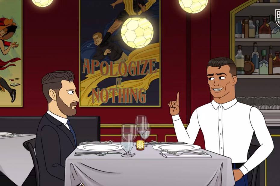 Ronaldo Messi Dinner