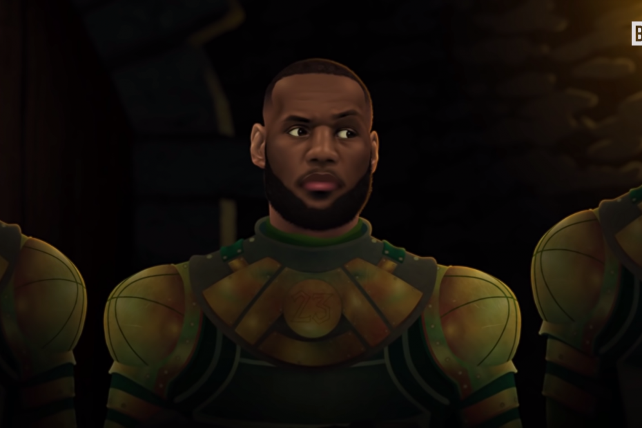LeBron Knights of Round Ball