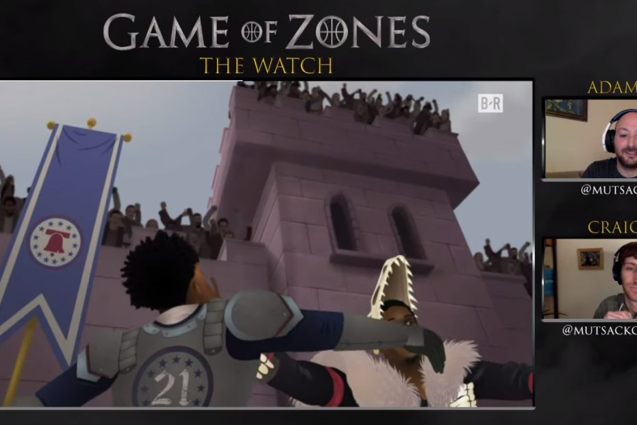 game of zones watch party night 2