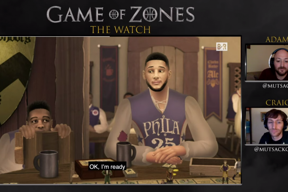 Game of Zones watch party night 3